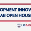 Development Innovation Open House: Designs To Solve