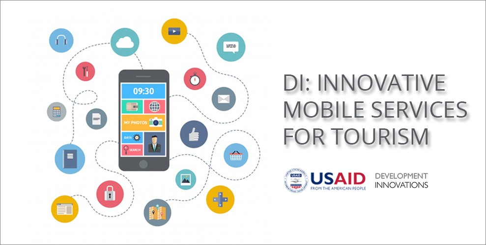 DI: Offering Innovative Mobile Services To Tourists
