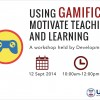 Gamification: Motivating Teaching and Learning