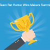 Team Rat Hunter emerge as champions of Makers Summit