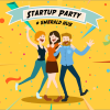 7th Startup Party @ Emerald Hub