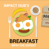 Impact Hub's Breakfast with the Expert featuring investment expert Bora Kem