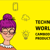 Cambodia Identity Product – The Cambodian Team that made it to the Technovation World Pitch in Silicon Valley!
