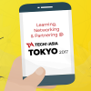Learning, Networking and Partnering at Tech In Asia Tokyo