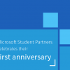 Microsoft Student Partners and YoungSparks program Turn One