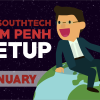 Connect with the Cambodian Tech Ecosystem: The GlobalSouthTech's Phnom Penh Meetup