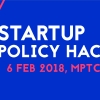 Address Digital Disruption with The Startup Policy Hack
