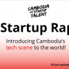 Startup Rap: Serenading the world about Cambodia's tech scene