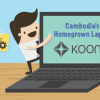 CAMBODIA'S FIRST HOMEGROWN LAPTOPS: KOOMPI