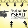 Final call for YSEALI Education Video Applications