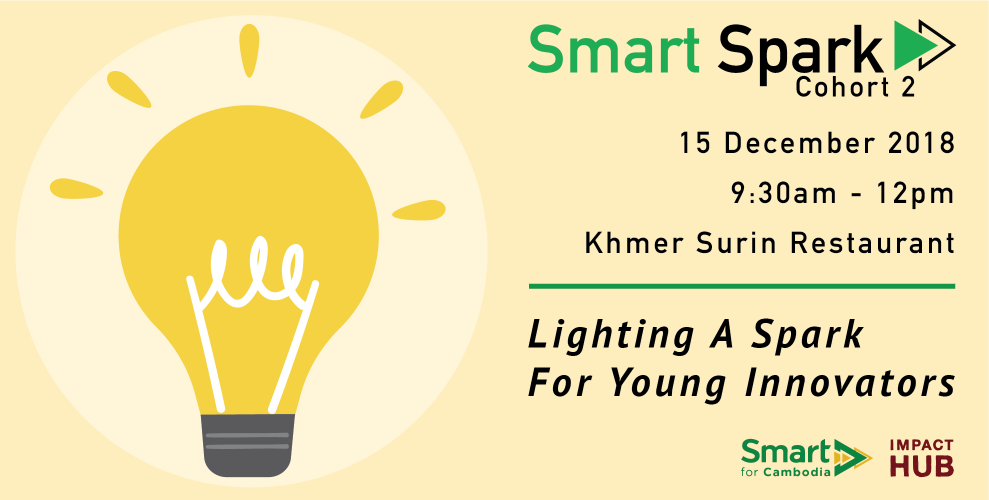 SmartSpark: Light a Spark for Young Cambodian Innovators