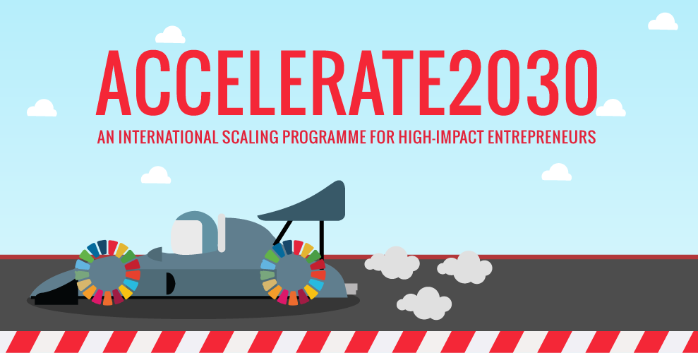 Grab a Chance to Scale Your Business Globally with Accelerate2030!