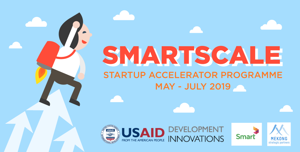 SmartScale to Accelerate Up to 15 Cambodian Startups in May