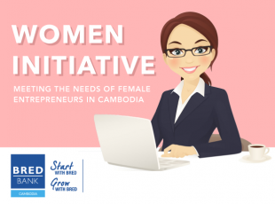 (English) Women Initiative: Supporting Women in Business in Cambodia