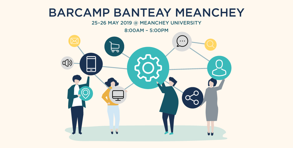 (English) BarCamp Returns to Banteay Meanchey in Brand New Edition!