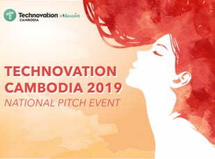 Winners of Technovation Cambodia 2019 Announced!