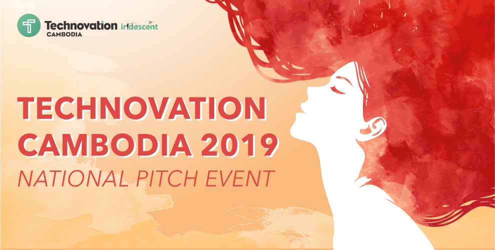 (English) Winners of Technovation Cambodia 2019 Announced!