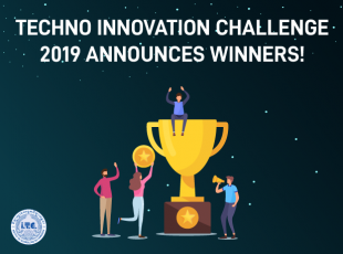 Congratulations To Techno Innovation Challenge Cambodia 2019 Winners!