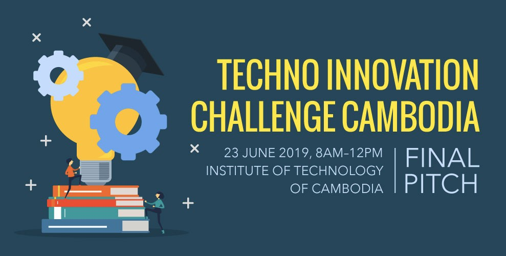Techno Innovation Challenge Cambodia Final Pitch: STEM-Based Solutions To Real World Problems