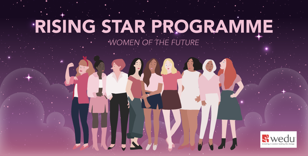 Wedu's Rising Star Programme: Inspiring Change and Leading Communities