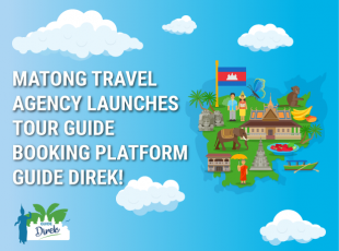 (English) Meet Cambodia's First-Ever Guide Booking Platform: Guide Direk!