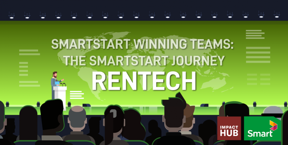 Meet The SmartStart Winning Teams: Rentech!