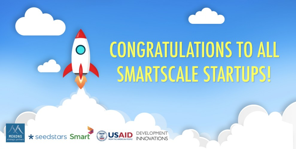 Learn More About The SmartScale Startups!