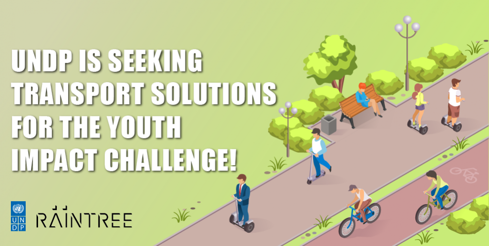 Calling For Young Innovators! The Youth Impact Challenge on Urban Transport Solutions Is Here!