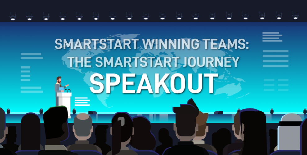 Meet The SmartStart Winning Teams: SpeakOut!