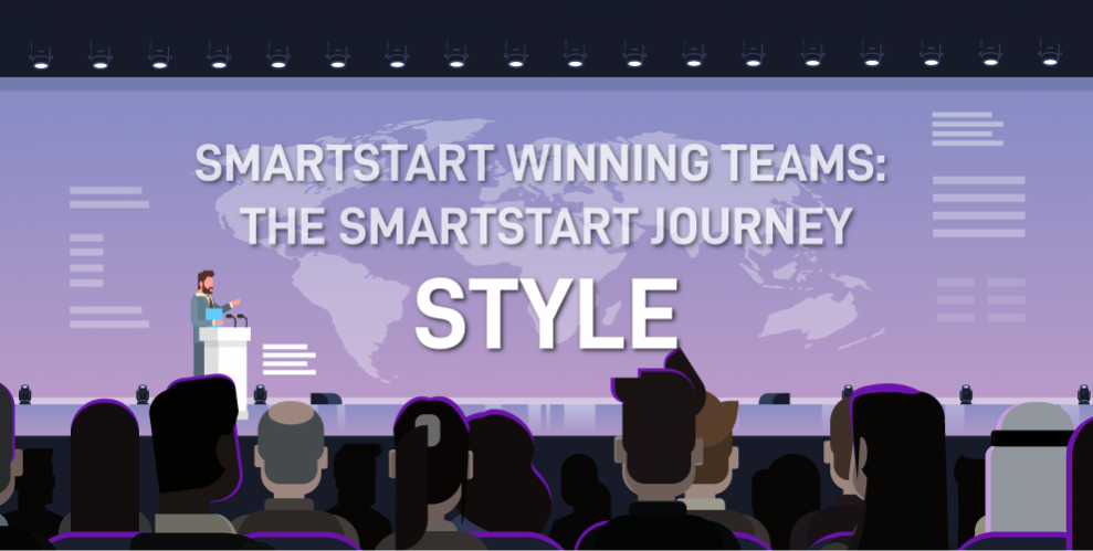(English) Meet The SmartStart Winning Teams: STYLE!