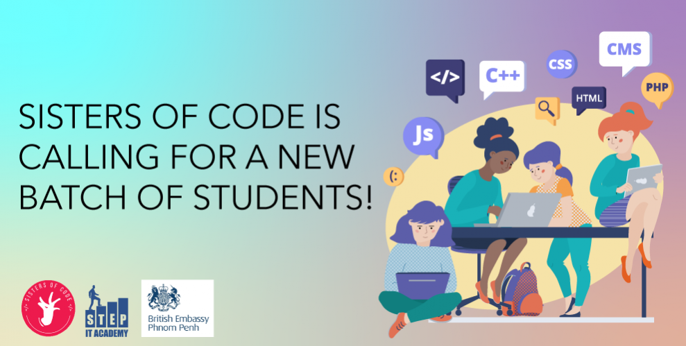 Registration Is Open For Sisters of Code!