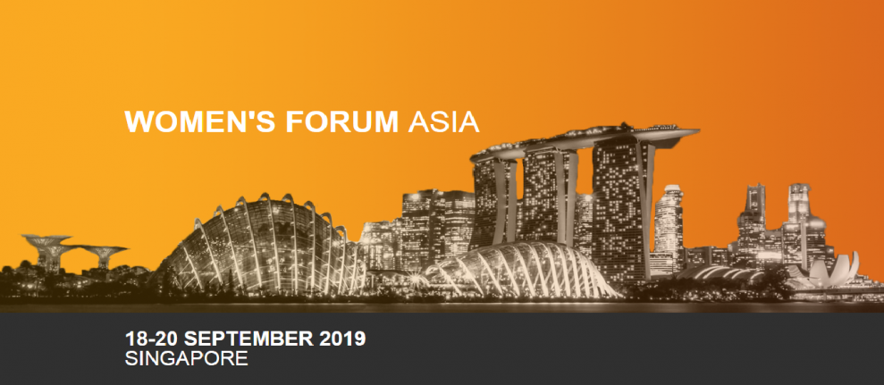 (English) Women's Forum Asia: Accelerating through Diversity