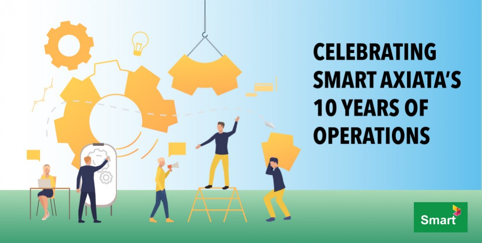 (English) CELEBRATING SMART AXIATA'S 10 YEARS OF OPERATIONS