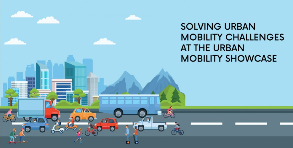 (English) SOLVING URBAN MOBILITY CHALLENGES AT THE URBAN MOBILITY SHOWCASE
