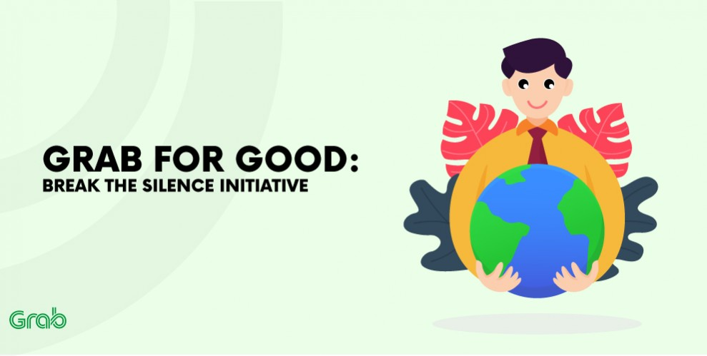 Breaking the silence with Grab For Good