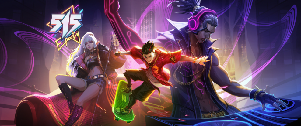 (English) MOBILE LEGENDS: BANG BANG E-PARTY IS COMING TO CAMBODIA