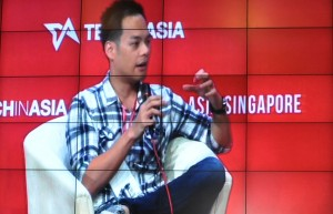 Jamie C. Lin from AppWorks Ventures 之初創投 in Taiwan, interviewed by Willis Wee, Blogger at Tech in Asia