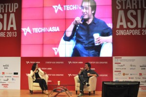 Darius Cheung from BillPin interviewed by Vanessa Tan, Blogger at Tech in Asia