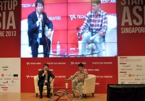 Sirgoo Lee, Co-CEO at KakaoTalk Corporation, interviewed by Willis Wee, Blogger at Tech in Asia