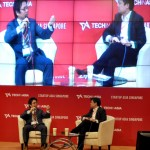 Shin Hasegawa, Director at Rakuten Global Market marketing office, interviewed by Dr. Lim Kuo-Yi, CEO at Infocomm Investments