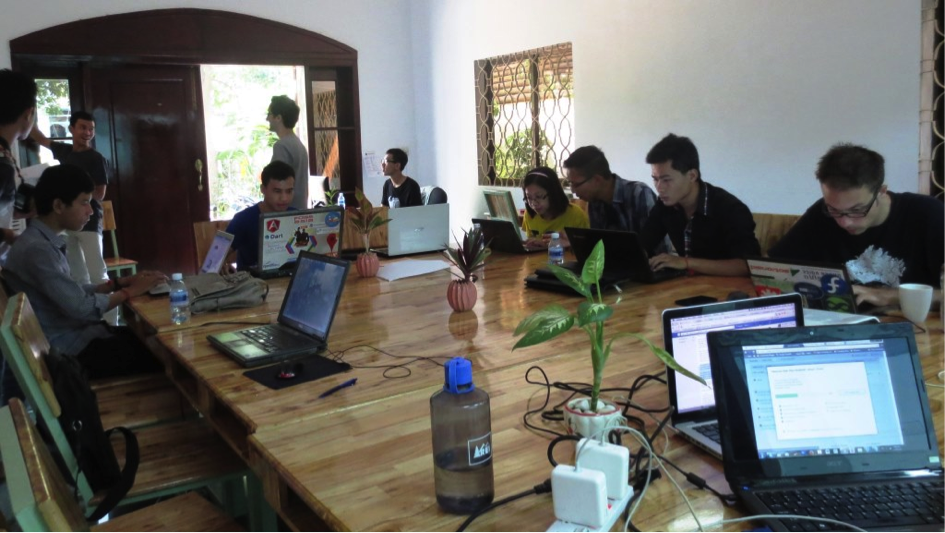 Open Data Handbook Translate-A-Thon Cambodia