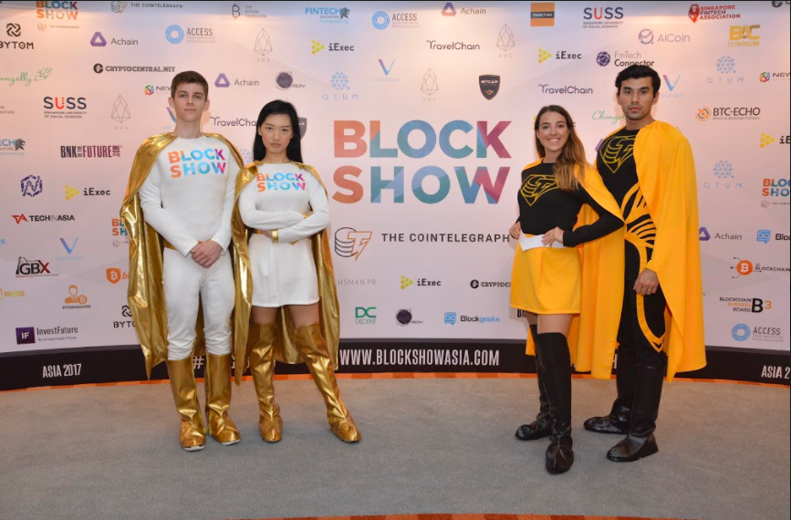 BlockShow Asia definitely proved to be a super event for all Blockchain enthusiasts in the region who attended