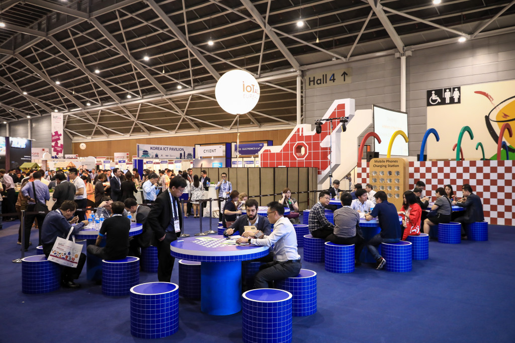 IoT Asia 2018 TechSpace
