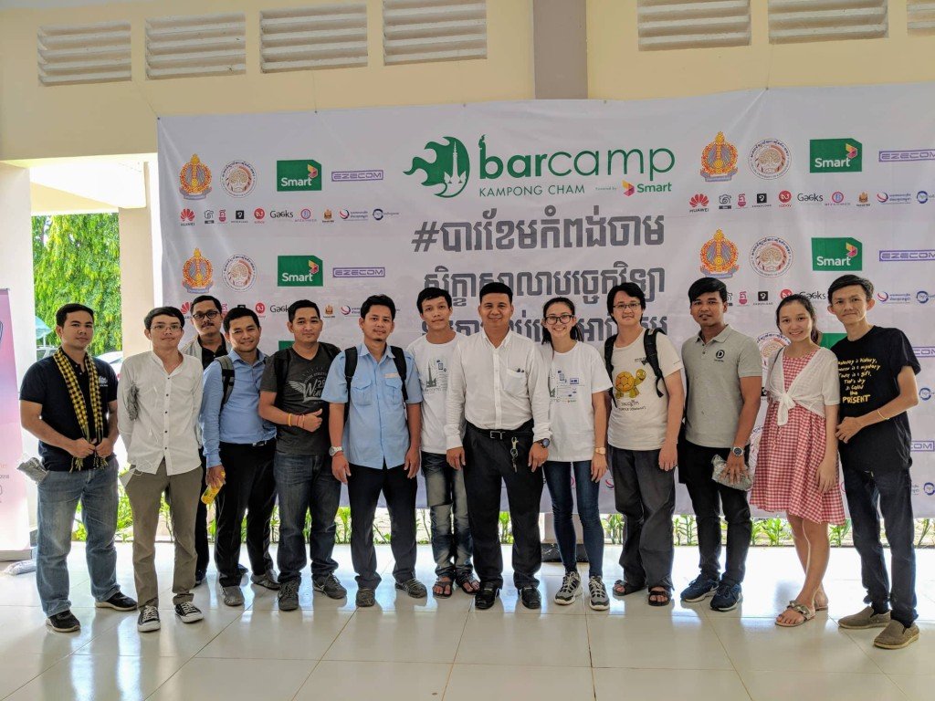 Photo Credits: BarCamp