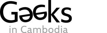 Geeks in Cambodia